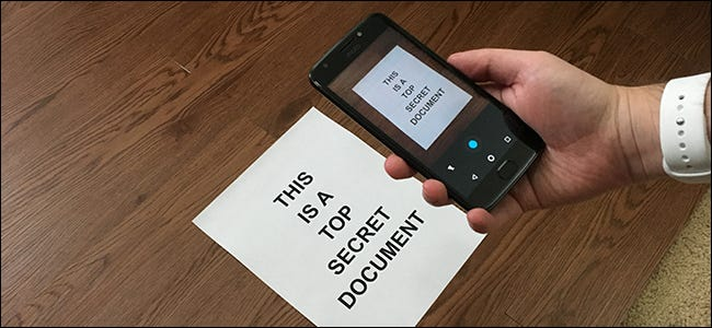 the best ways to scan a document using your phone or tablet