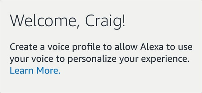 How to Train Alexa to Recognize Different Voices (and Give More Personalized Answers)