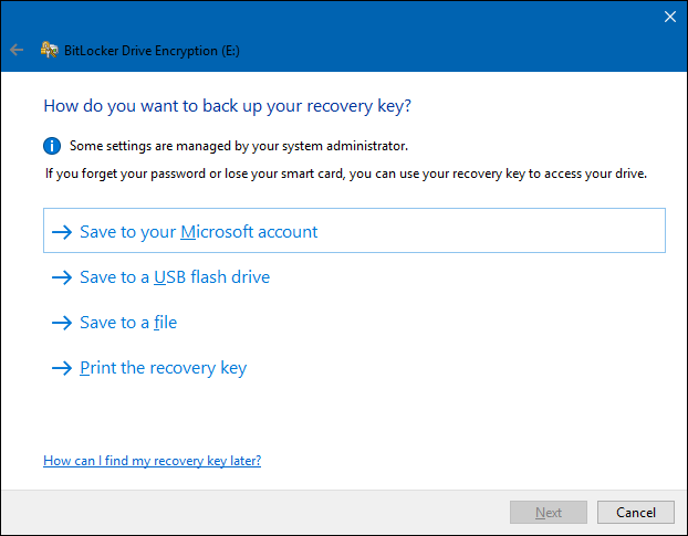 How to Set Up BitLocker Encryption on Windows