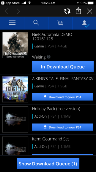 how to download free to play games on ps4