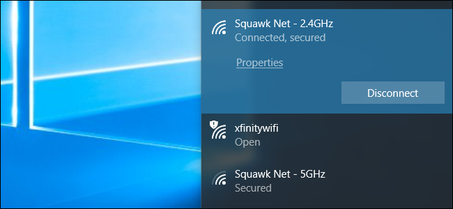 How to Stop Windows From Automatically Connecting to a Wi-Fi Network