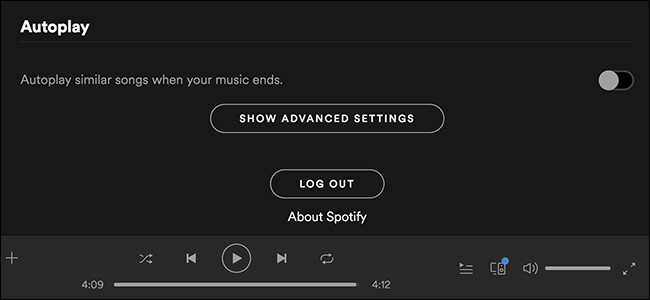 How to Stop Spotify From Auto-Playing Music After You Finish a Playlist or Album