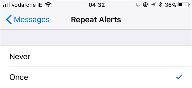 How to Stop Your iPhone Dinging Twice When You Get Text Messages