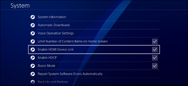 How to Automatically Turn On Your TV with the PlayStation 4
