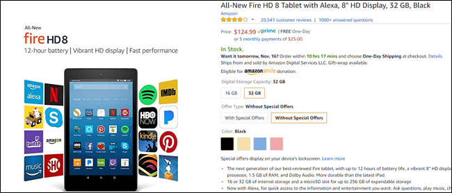 Amazon Fire Tablet vs  Fire Tablet Kids: What's the Difference?