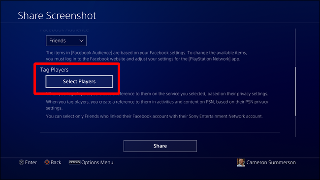 How to Tag and Share Screenshots on the PlayStation 4 or Pro
