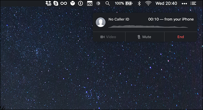 How to Make Phone Calls from Your Mac Through Your iPhone