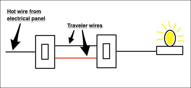 3 pole switch wiring diagram  position pull switch wiring