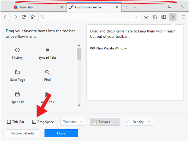 How to Customize Firefox Quantum's New Interface