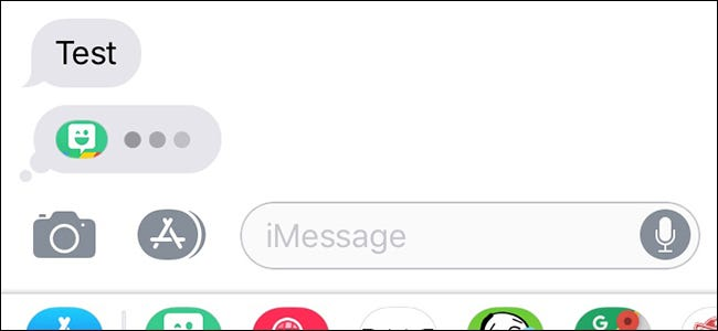 Do Imessages Typing Bubbles Only Appear When Im Actively Typing