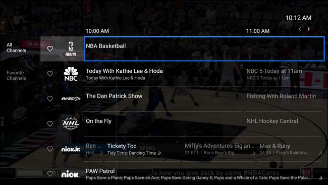 Max Tv Channel Schedule