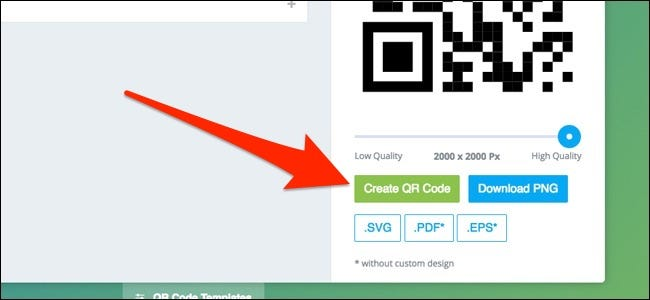 How to Make Your Own QR Codes from Your iPhone or Android Phone