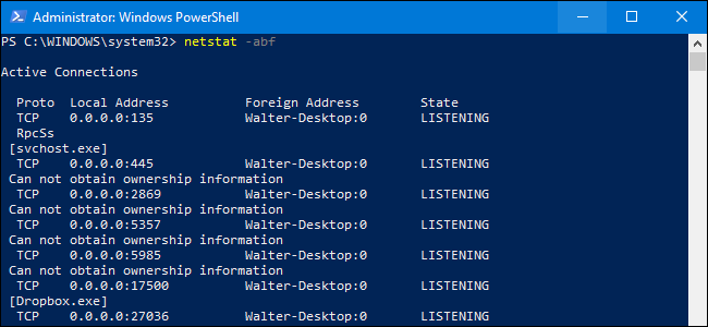 Validating foreign addresses on computer