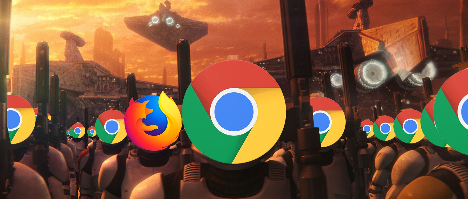 """Firefox Quantum Isn't Just """"Copying"""" Chrome: It's Much More"""