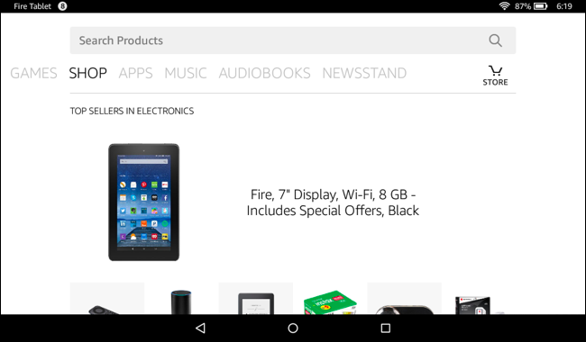 Amazon's Fire OS vs  Google's Android: What's the Difference?