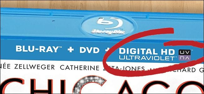 How to Redeem and Play Digital UltraViolet Movies