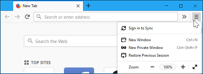 How to Restore Firefox to Its Default Settings and Start Fresh
