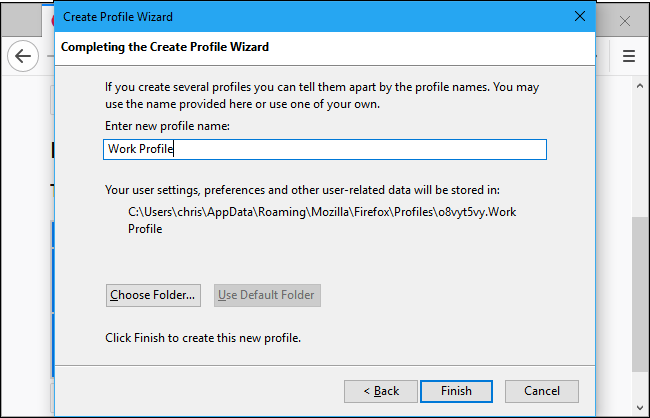 How to Set Up and Use Multiple Profiles (User Accounts) in