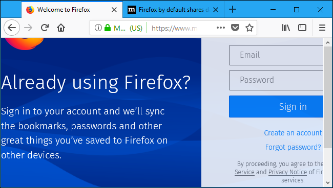 How to Set Up and Use Multiple Profiles (User Accounts) in Firefox