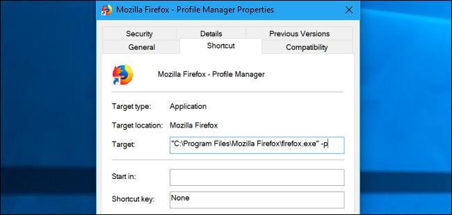open firefox profile manager mac