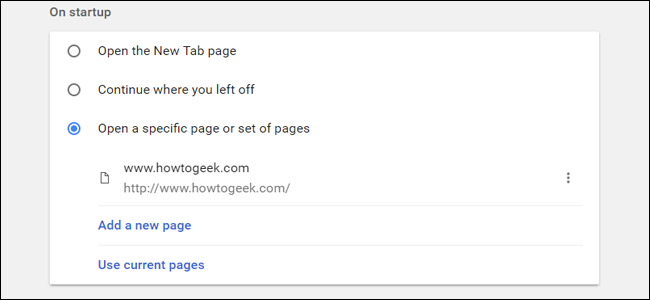Why Did My Chrome Home Page Change?