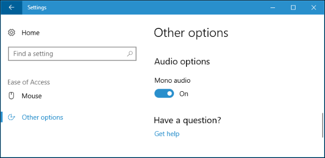 "How to Make Your Windows PC Use ""Mono"" Audio (So You Can"