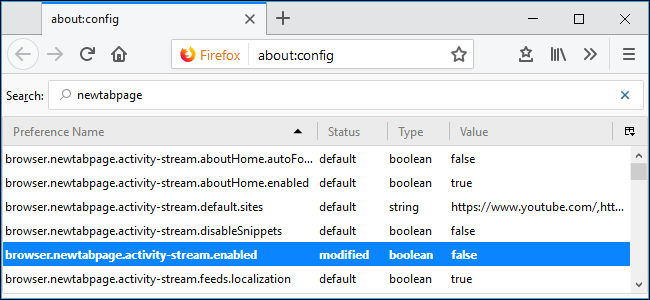 How to Change or Customize Firefox's New Tab Page
