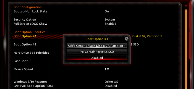 gigabyte uefi dual bios download