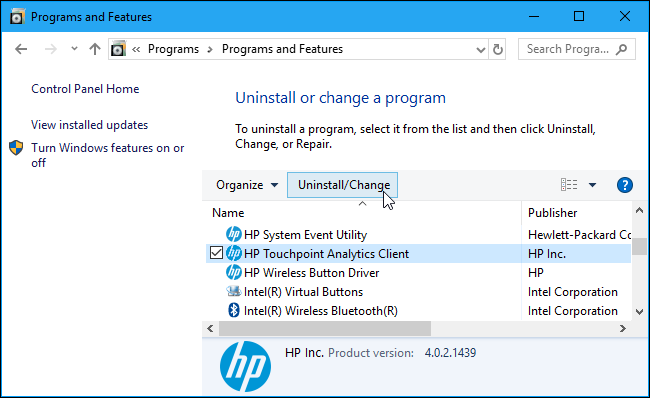 Uninstall hp driver windows 7 | Uninstalling Printer Software in