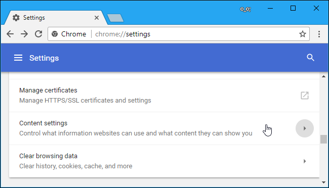 How to stop getting notifications from websites windows 10 chrome