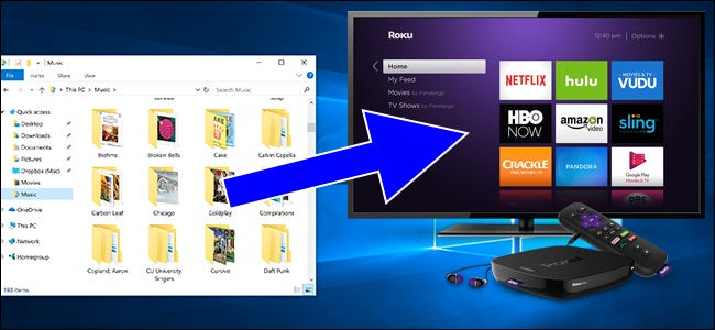 How to Watch Local Video Files on Your Roku