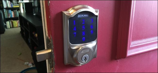 How To Create And Manage User Codes For The Schlage Connect Smart Lock
