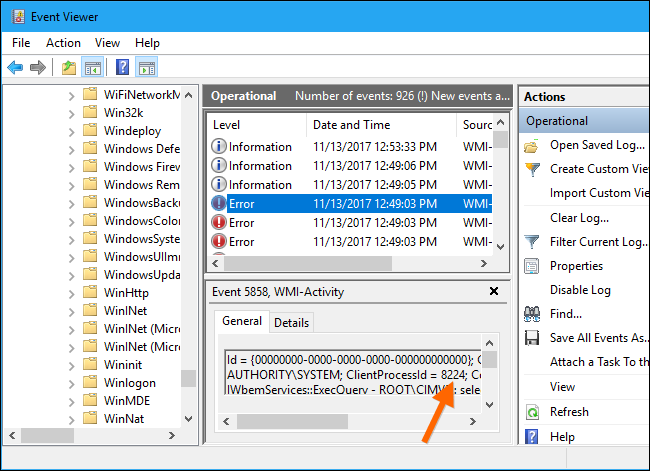 wmiprvse high cpu server 2012 r2
