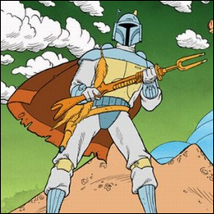 Boba Fett Made His First Appearance In Which Of These Star Wars Properties?