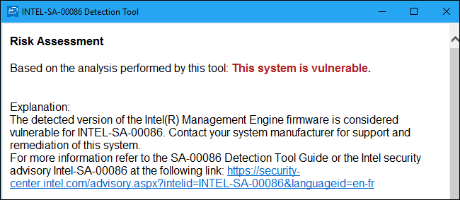 INTEL MANAGEMENT ENGINE DRIVERS FOR WINDOWS 8