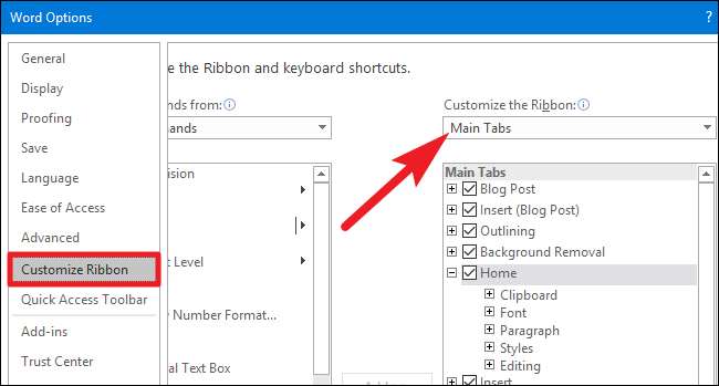 How to put checkbox in microsoft word