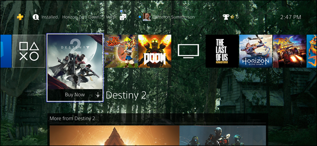 How To Remove Ads On The Playstation 4 S Home Screen