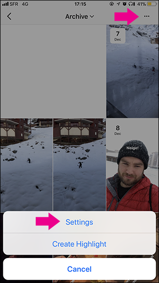 How to See Your Archived Stories on Instagram