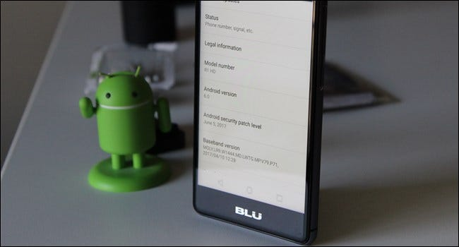Why Your Android Phone Isn't Getting Operating System Updates and