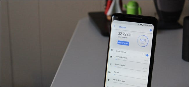 How to See What's Taking Up Space on Your Android Device