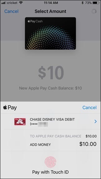 How to Set Up and Use Apple Pay Cash on Your iPhone
