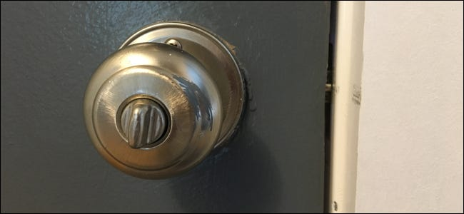A Lot Of Doors, Especially In Older Houses, Are Slightly Misaligned, So  They Donu0027t Really Close Properly. In Other Words, If You Need To Push On  Your Door A ...