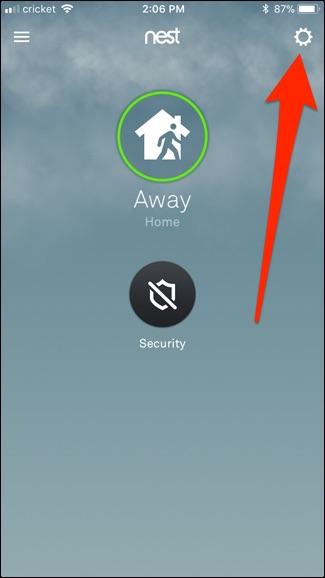 So ändern Sie die Alarmverzögerung für Nest Secure