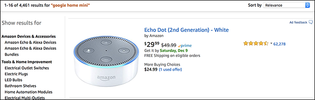The Amazon vs  Google Feud, Explained (and How It Affects You)