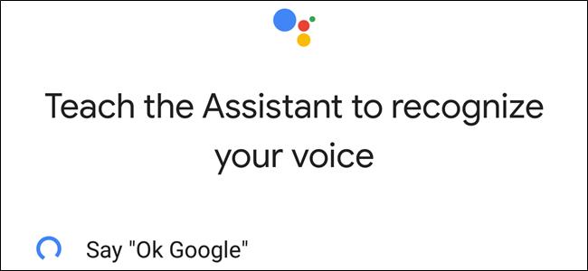 How to Retrain Your Google Assistant Voice Model