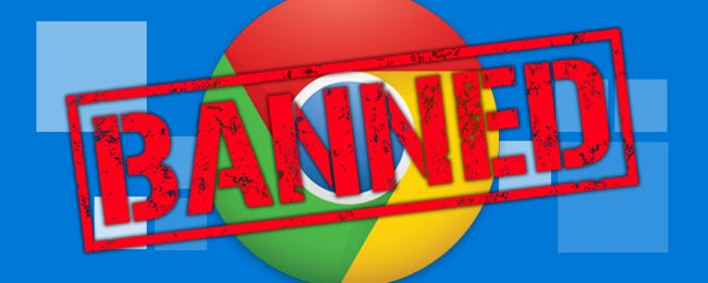 Without Google Chrome, the Windows Store Will Always Suck