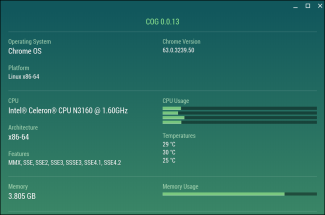 How to View Your Chromebook's Hardware Specifications and