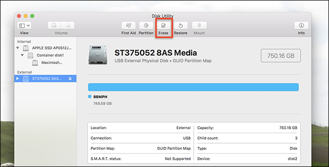 How to Migrate a Time Machine Backup to Another Drive