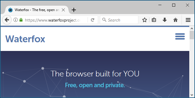 Why You Shouldn't Use Firefox Forks Like Waterfox, Pale Moon