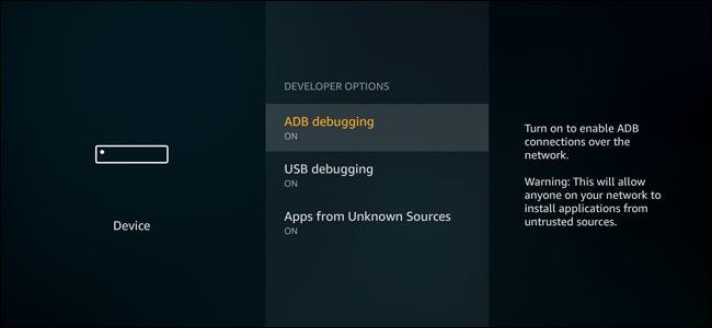 How to Sideload Apps on the Fire TV and Fire TV Stick